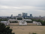 SX15919 View over Old Royal Navy College from Old Greenwich Royal Observatory, London.jpg